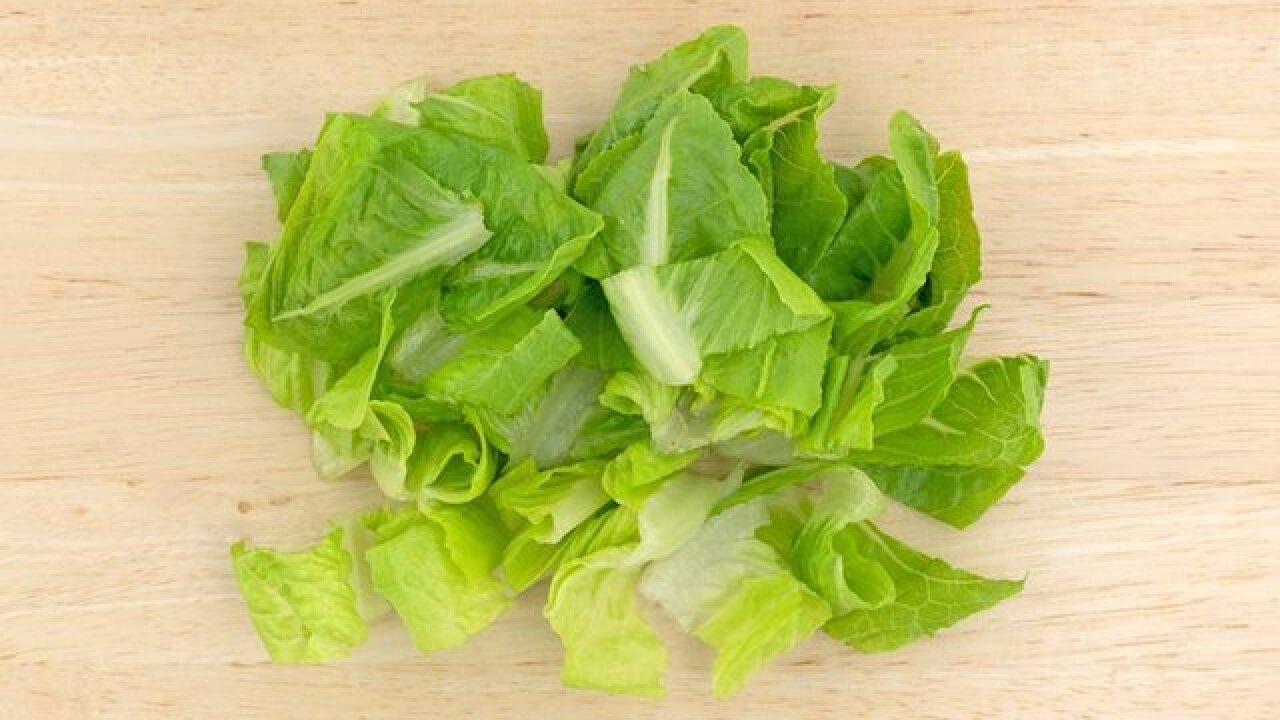 Romaine lettuce E. coli outbreak tied to 9 more illnesses, FDA says