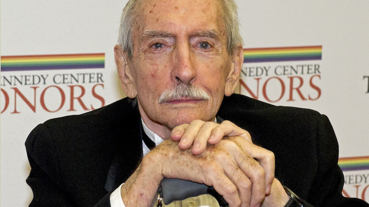 Edward Albee, acclaimed American playwright, dies at 88