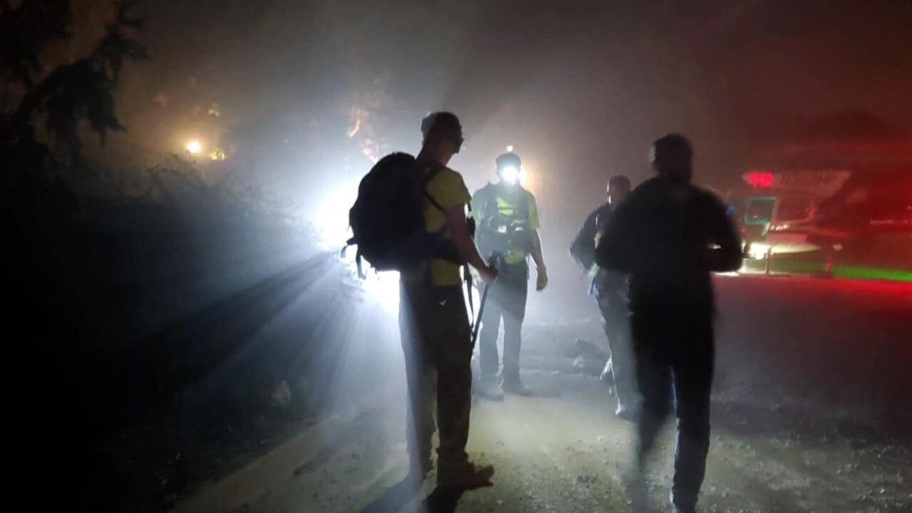 Davis County rescue