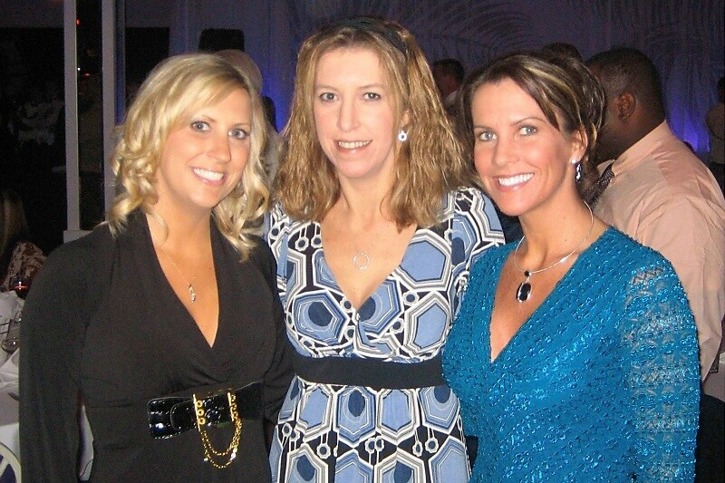 Michelle Mockbee and sisters