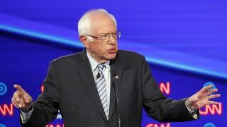 Bernie Sanders AP IMAGE
