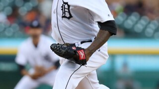 Jackson tremendous in return to Detroit, carries Tigers over Royals