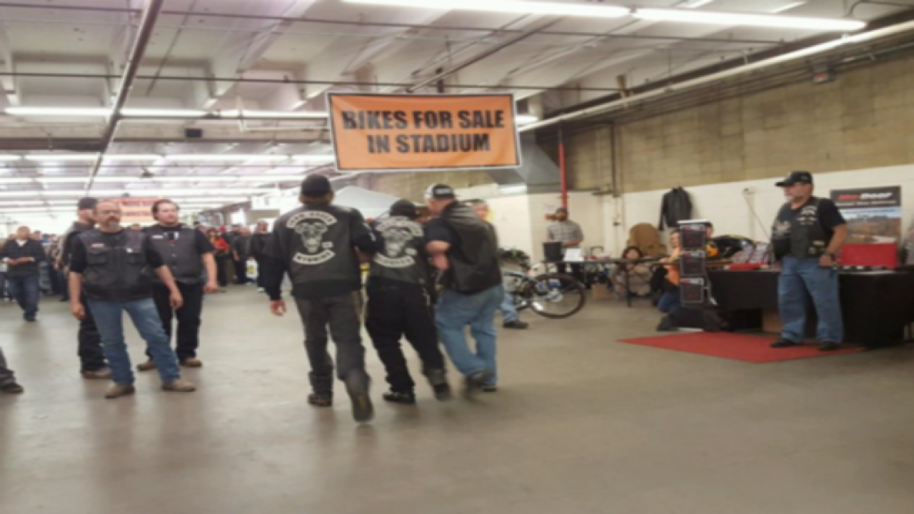 No charges in deadly shooting at motorcyle expo