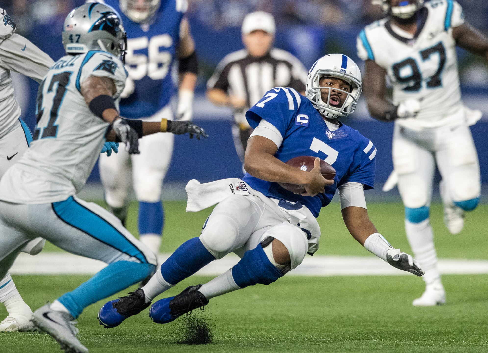 Carolina Panthers v Indianapolis Colts