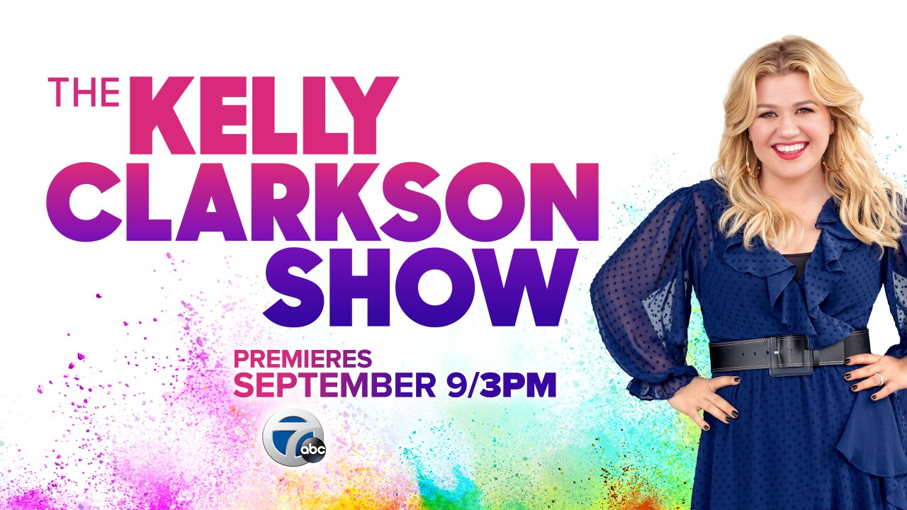 Image result for the kelly clarkson show