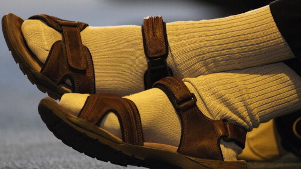 Smelly socks leads to bus passenger's arrest in India
