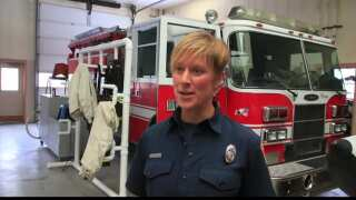 Salute the Badge: Missoula firefighter Emily Garlough