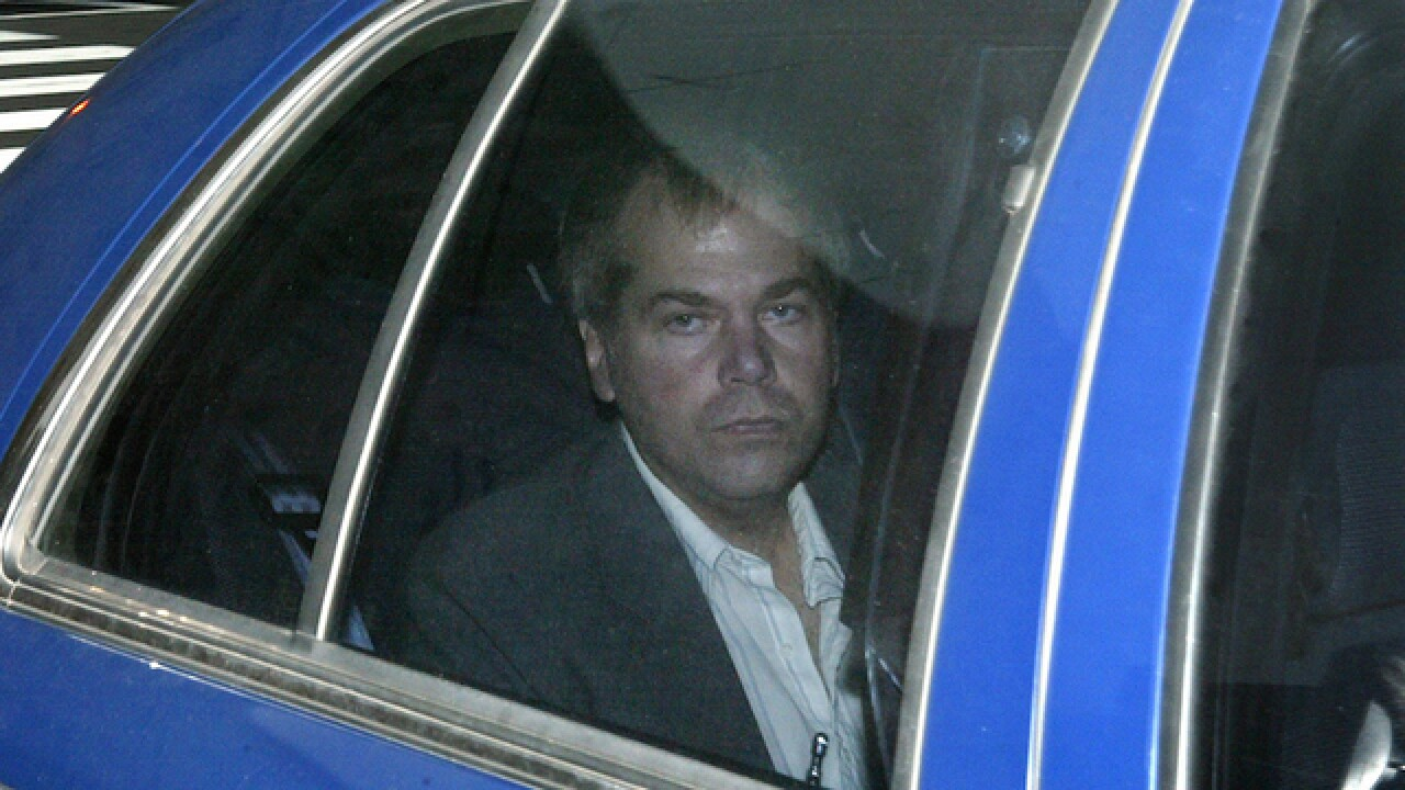 John Hinckley Jr. leaves mental hospital 35 years after shooting Ronald Reagan