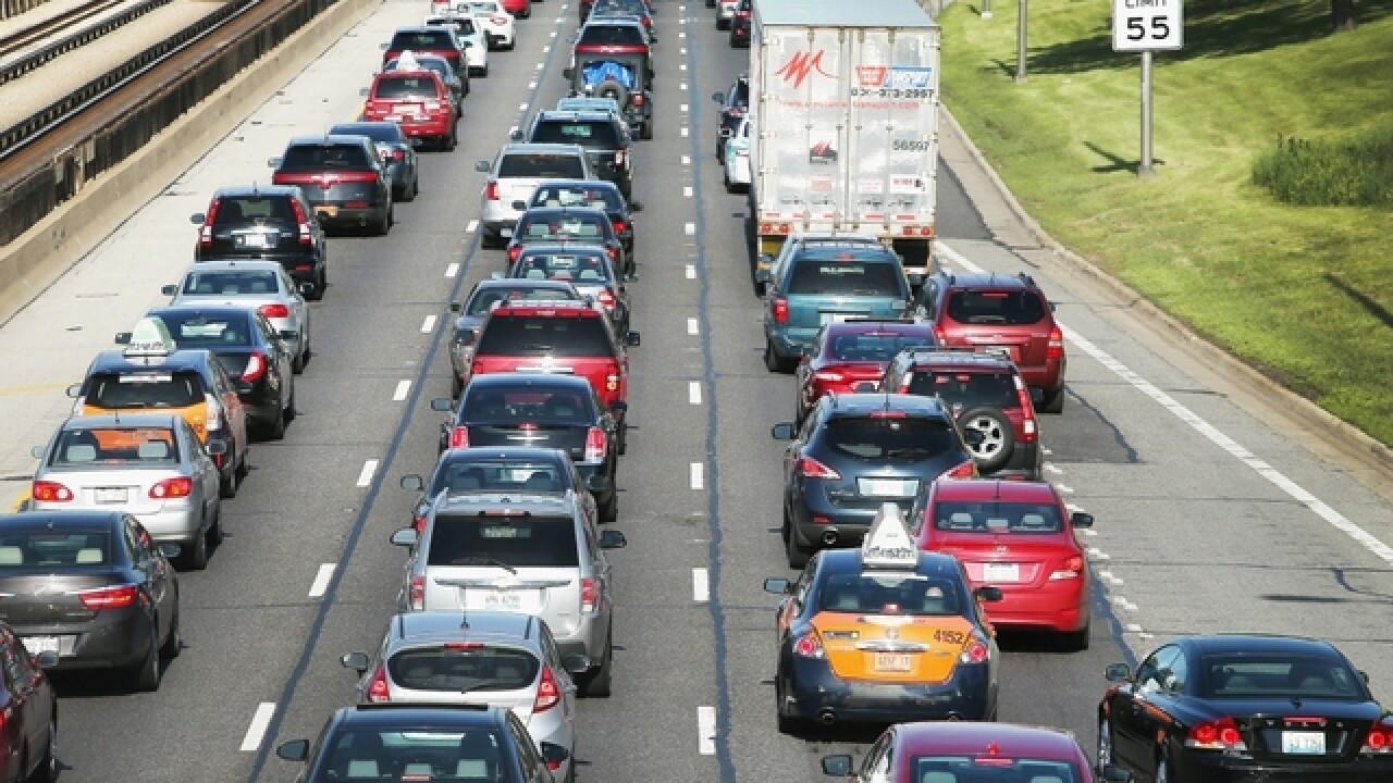I-395 to Martin Luther King, Jr  Boulevard closed for
