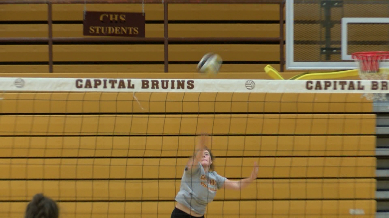 Helena Capital Volleyball wants its play to exceed their reputation