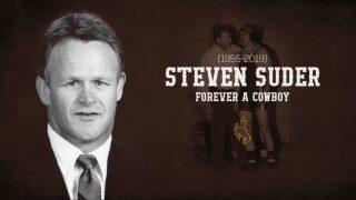 Wyoming Cowboys' HOF wrestler Steven Suder passes away