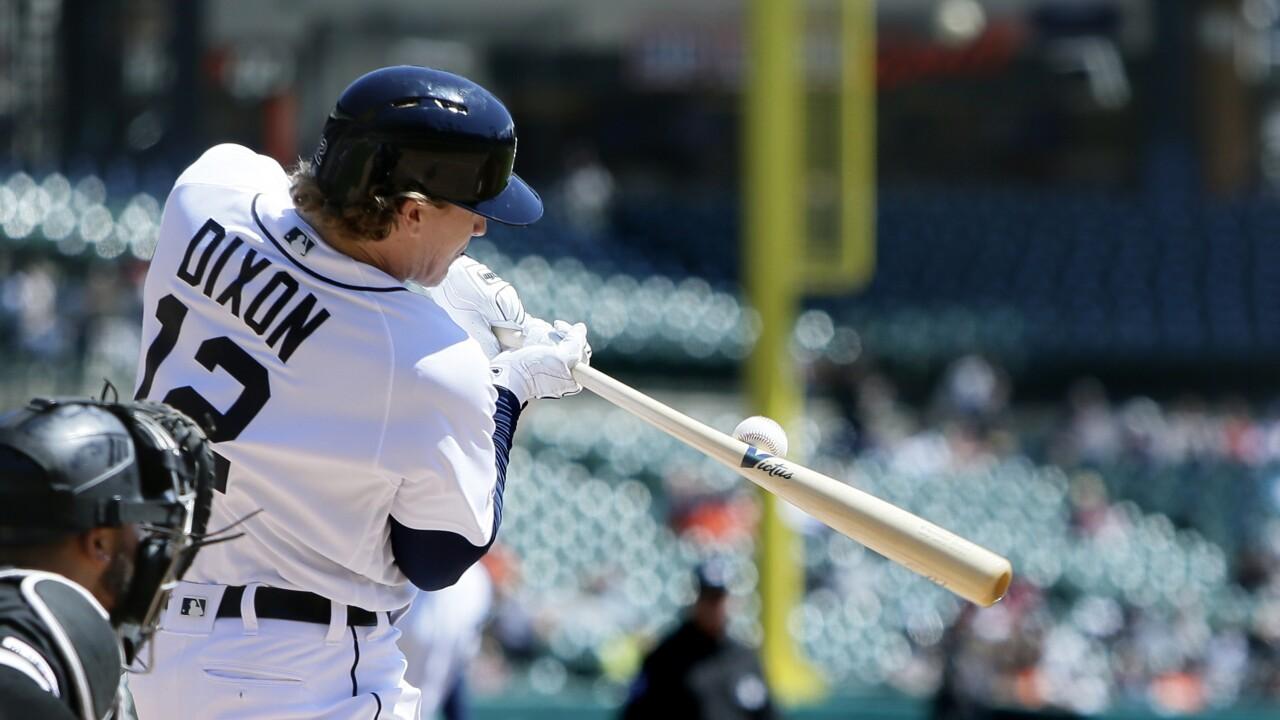 Brandon_Dixon_Chicago White Sox v Detroit Tigers
