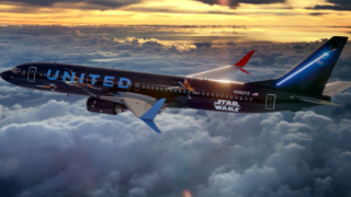 United Airlines Is Launching A New 'Star Wars' Plane To Celebrate 'The Rise Of Skywalker'