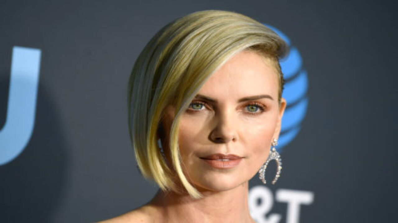 Charlize Theron Now Has A Bowl Cut—and It Looks Amazing