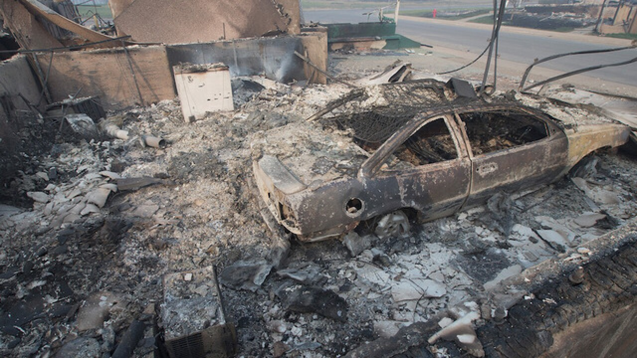 Canada wildfire: 80,000 people evacuated so far