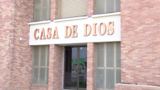 Casa de Dios switch to appointment only in food distributions.