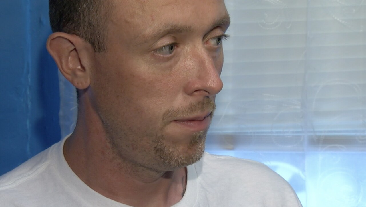 Kevin Thornton says he was wrongly imprisoned for a robbery he didn't commit.