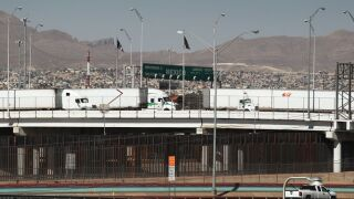 Mexico says US-bound migration has been cut by 30%