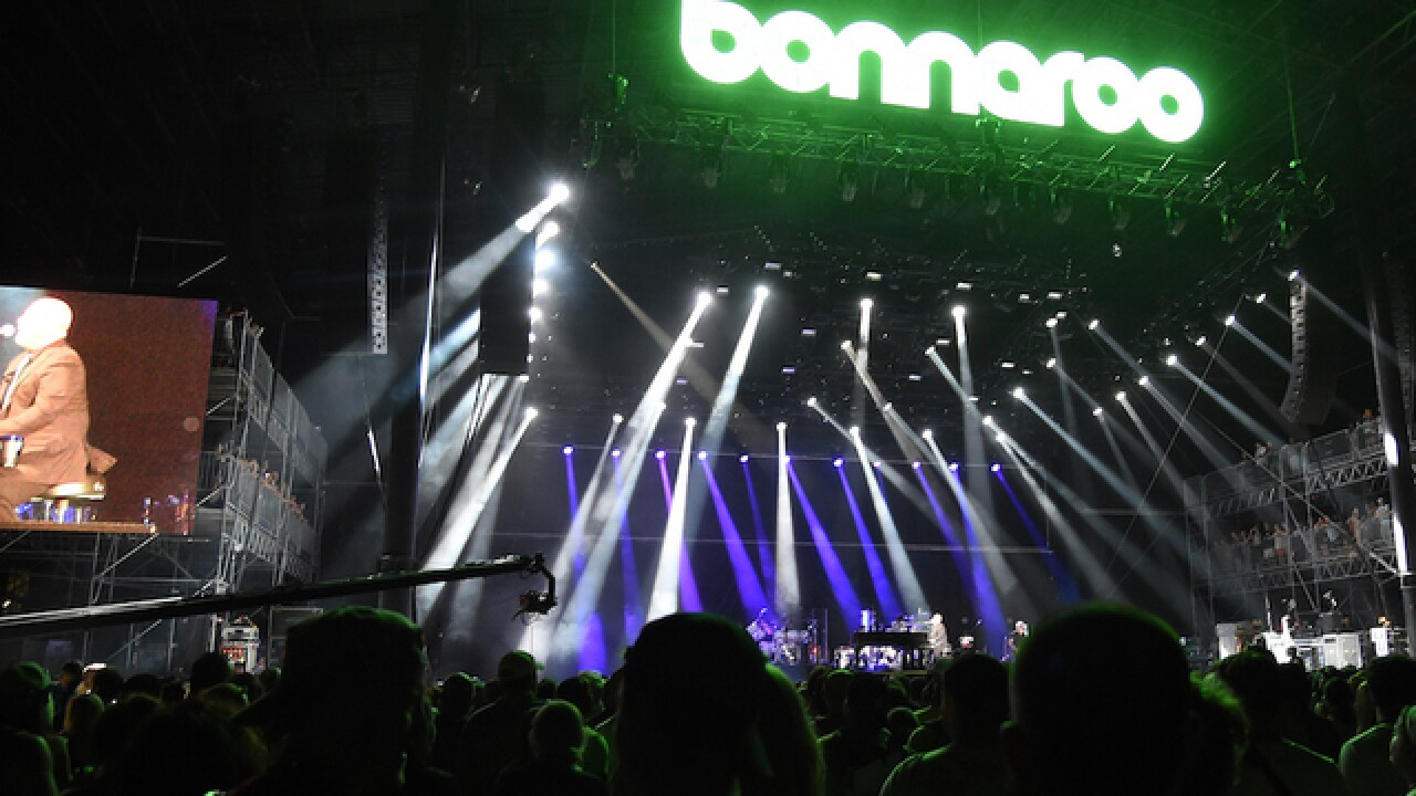 Bonnaroo music festival officials announce 2017 lineup