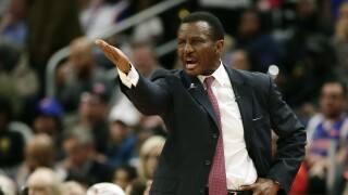 Dwane_Casey_Milwaukee Bucks v Detroit Pistons - Game Four