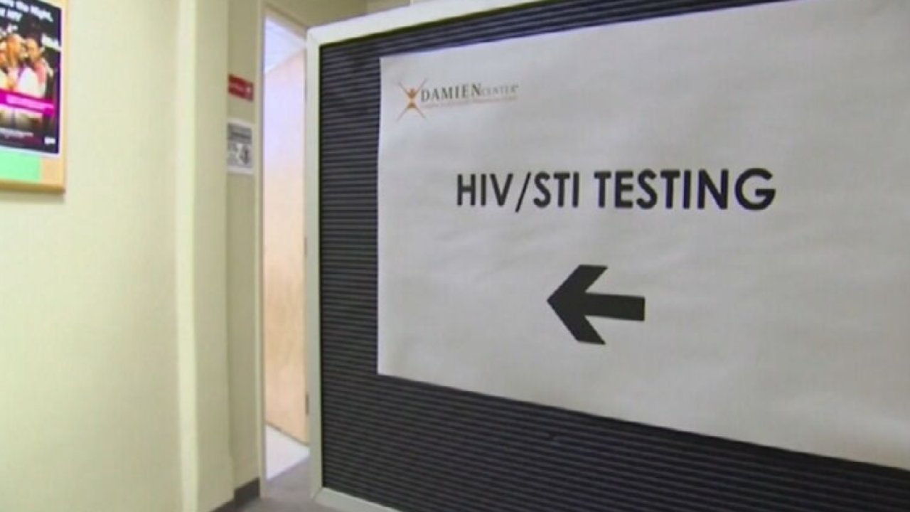 The fight against HIV continues 40 years after first U.S. cases reported