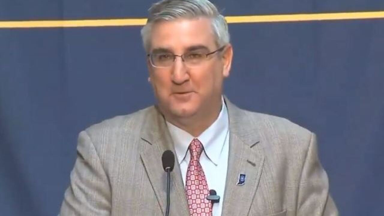 Gov. Holcomb wants to boost funding for school safety