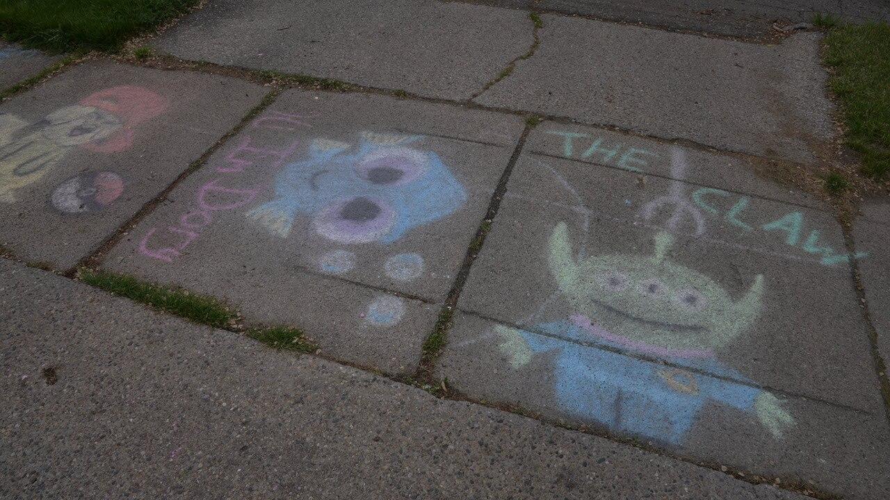 Pixar and Pikachu
