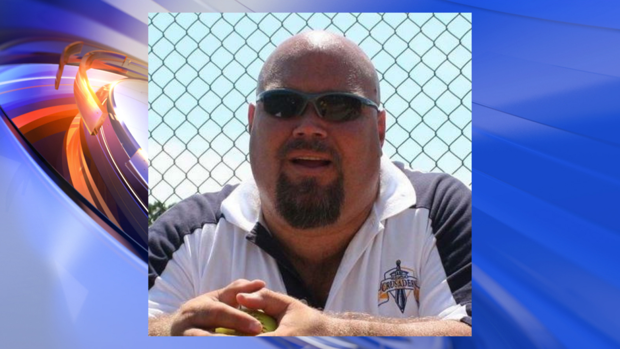 'He helped me find my purpose again' Norfolk community mourns softball coach's sudden death