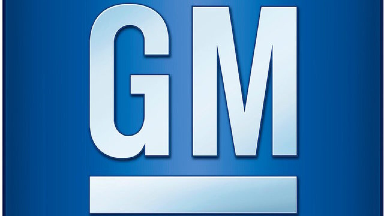 General Motors recalling more than 600K trucks & SUVs, software error could activate braking