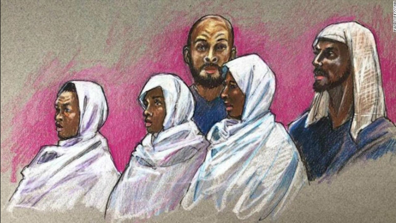 3 from New Mexico compound could be freed