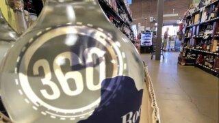 360 liquor stores