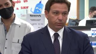 DeSantis discusses limiting 'local government pandemic powers'