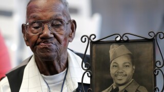US Veteran Turns 110