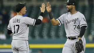 Tim Anderson homers, White Sox beat Tigers