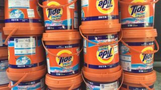That cheap Tide detergent for sale on Facebook Marketplace? It's probably not the real thing