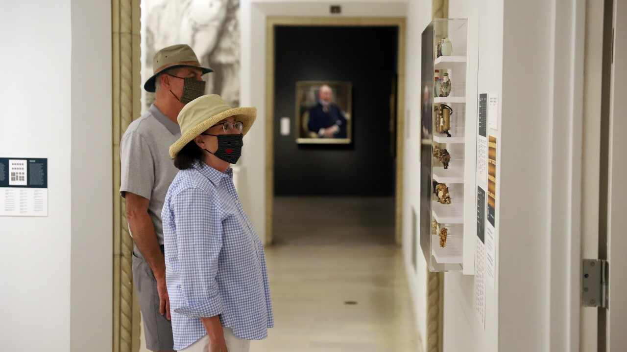 The San Diego Museum of Art reopens