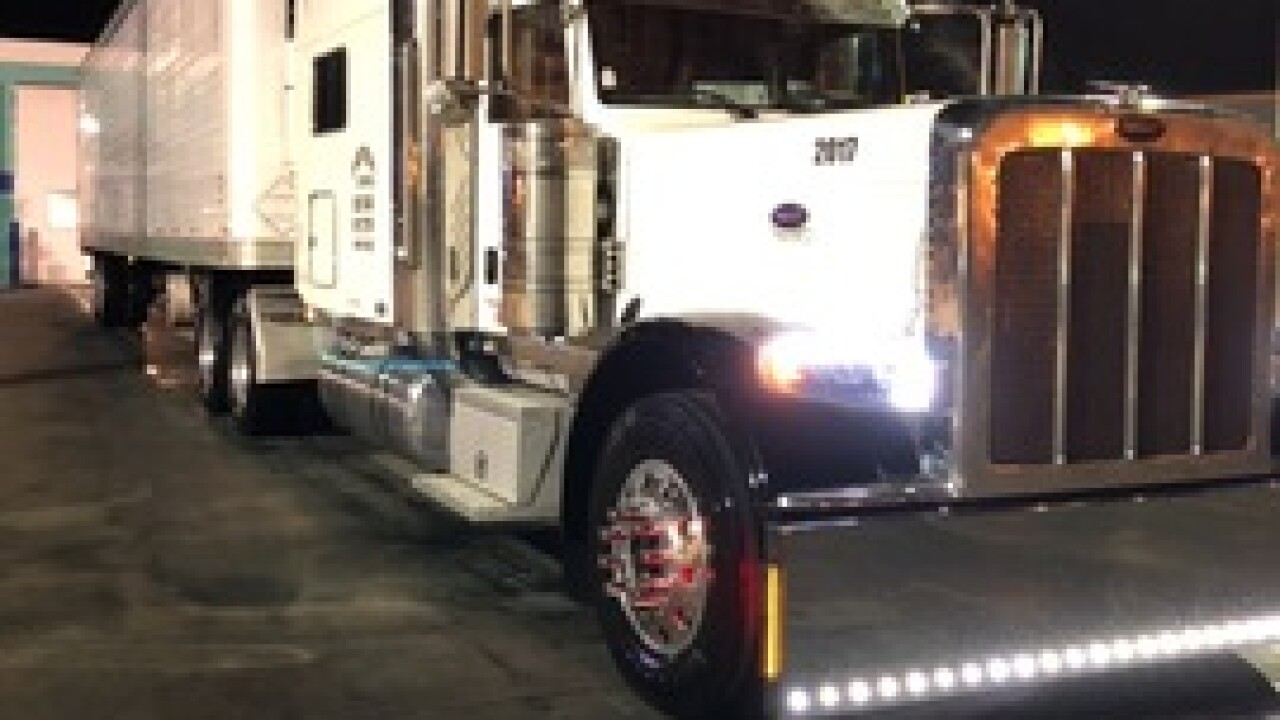 Nevada trucker survey reveals growing crisis