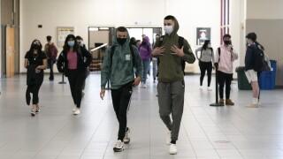 Virus Outbreak Reopening