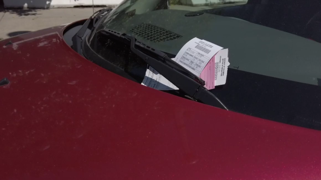 Washington, D.C. councilman wants citizens to issue parking tickets