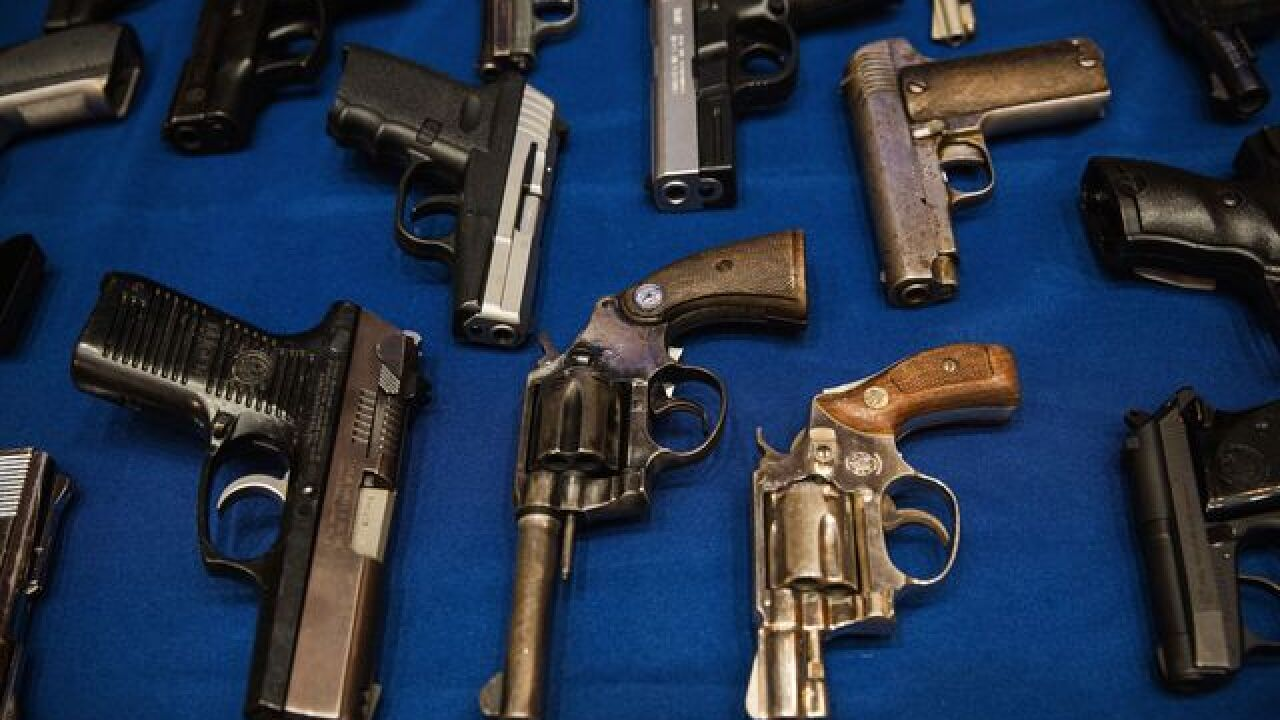 Ohio concealed carry holders can bring guns to work now