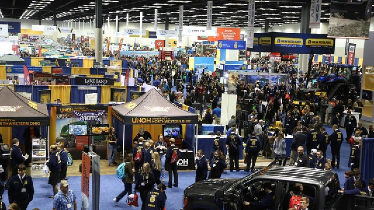 FFA convention staying in Indy through 2031