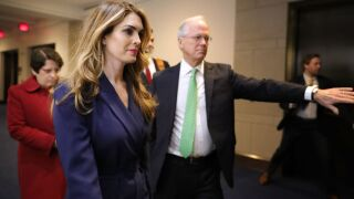 Hope Hicks will testify before House panel behind closed doors