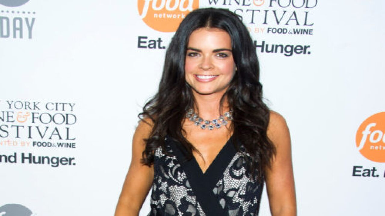 Food Network Star Katie Lee Welcomes First Baby