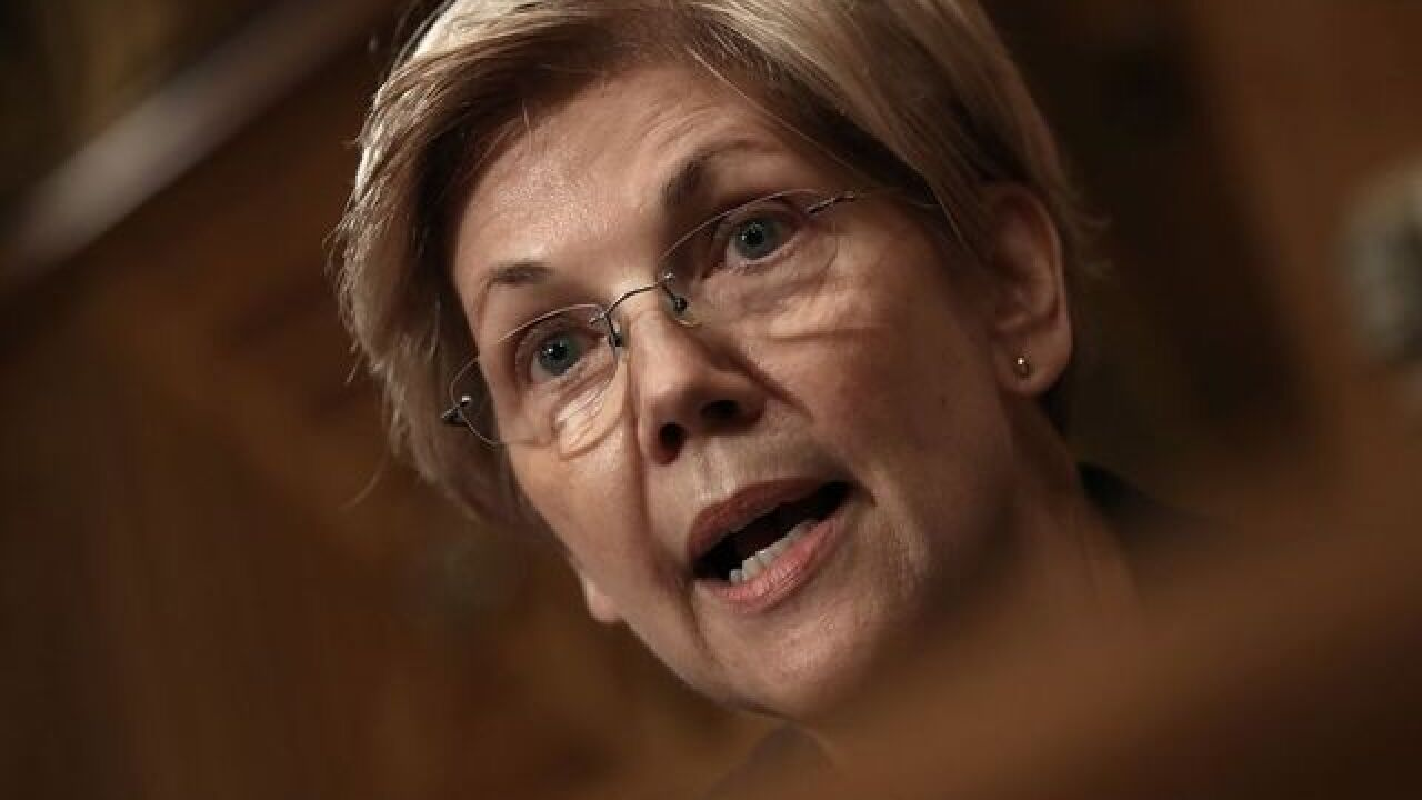 Warren set to release book taking on Trump