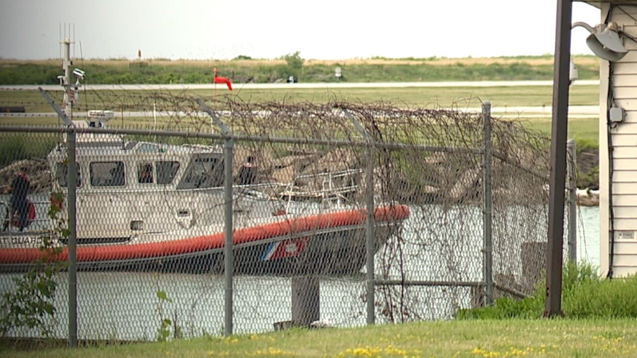 Coast Guard Lake Erie