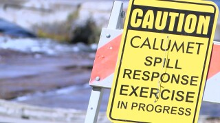 Calumet Montana Refining conducts river spill response drill
