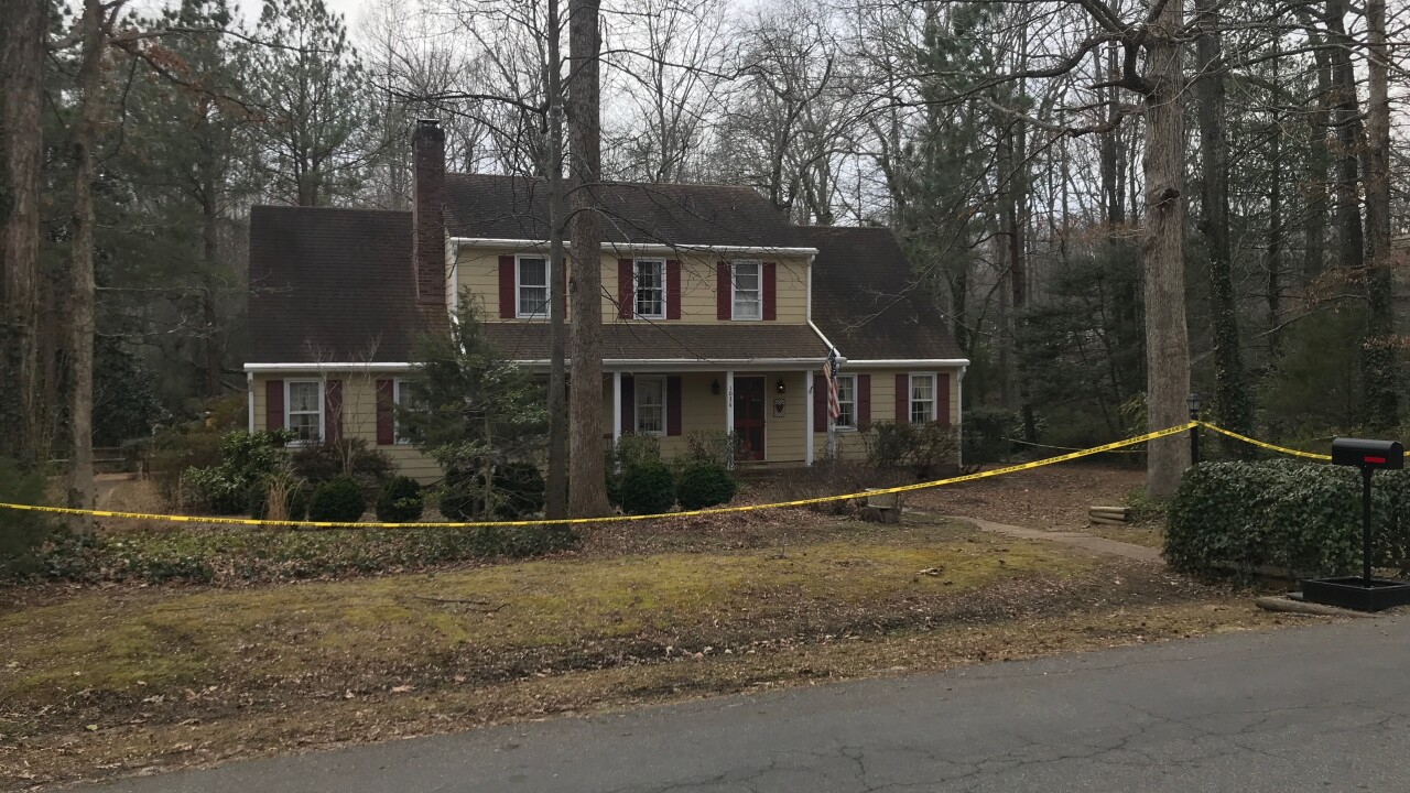 Parents found murdered in Chesterfield home; son arrested in Ohio