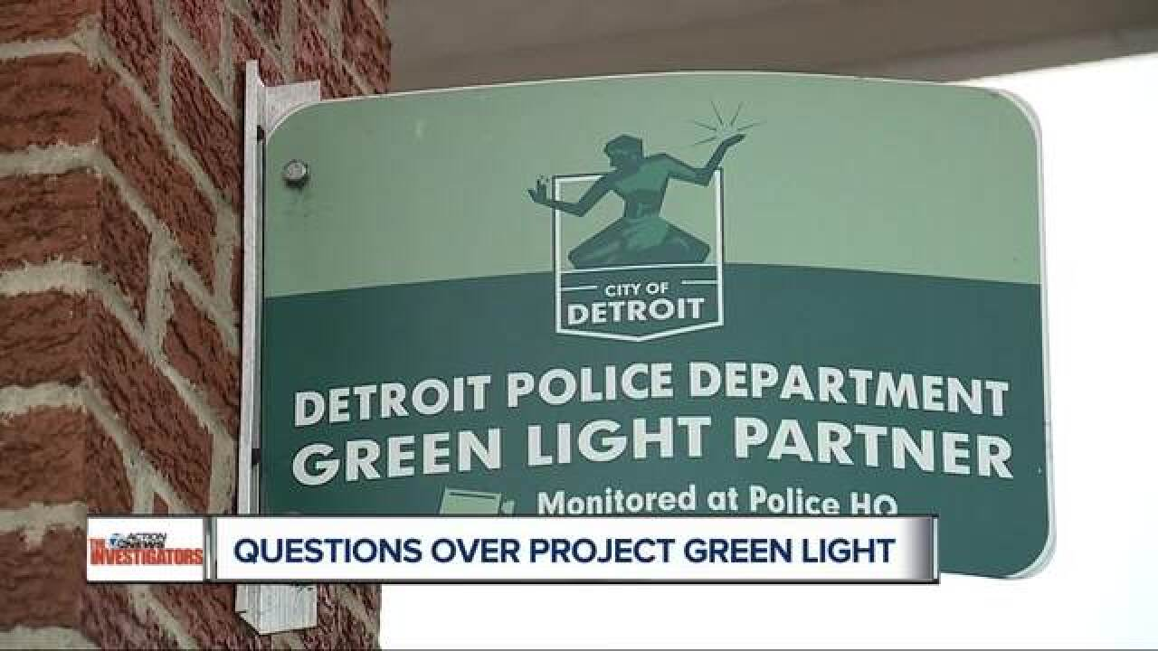Questions over Detroit's Project Green Light