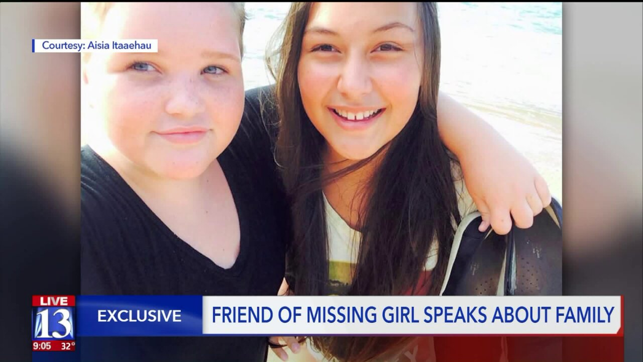 Close friend of missing Idaho children speaks about their disappearance