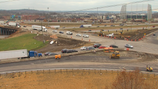 Union Centre Blvd DDI Construction in December.PNG